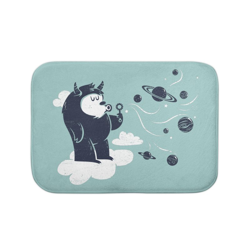 Universal Fun Home Bath Mat by Littleclyde