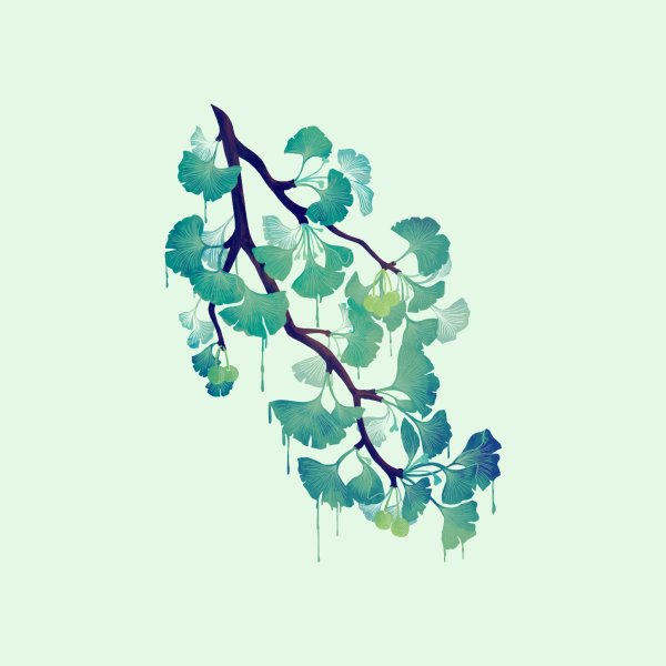 image for O Ginkgo (in Green)