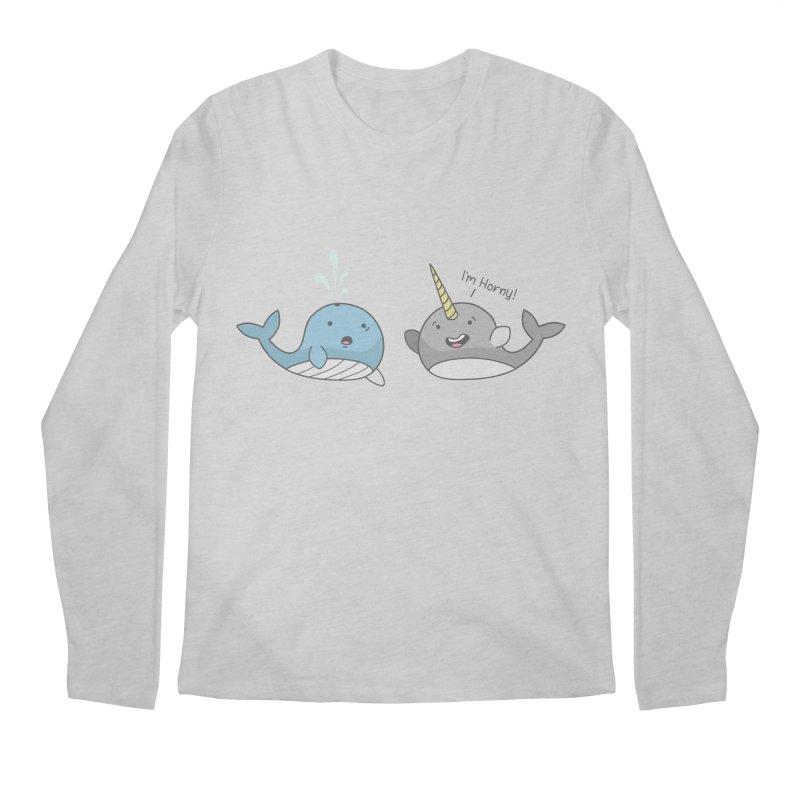 So Horny Men's Longsleeve T-Shirt by little g dehttps://www.threadless.com/profile/arti