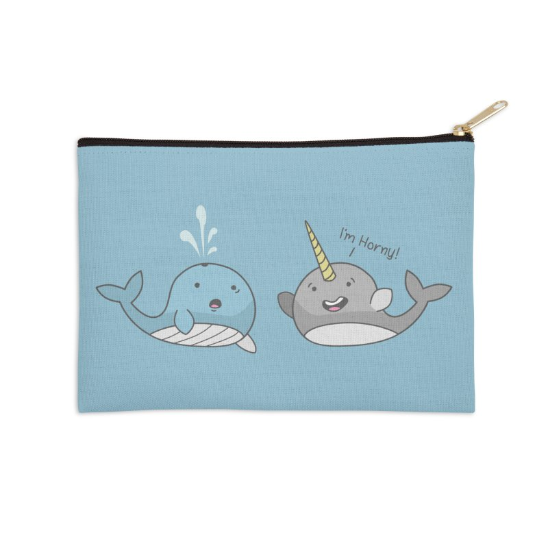 So Horny Accessories Zip Pouch by little g dehttps://www.threadless.com/profile/arti