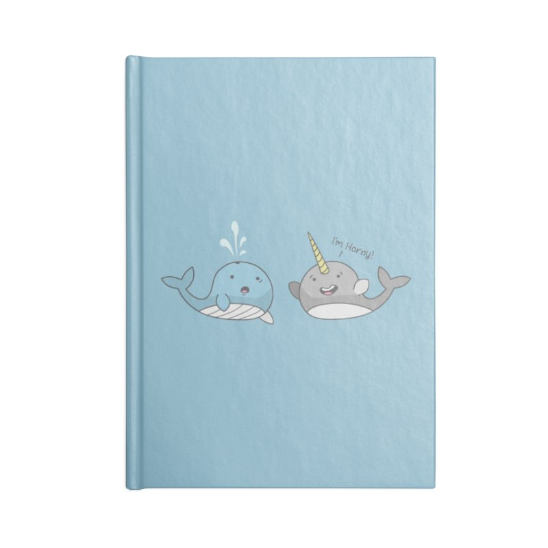 So Horny Accessories Notebook by little g dehttps://www.threadless.com/profile/arti