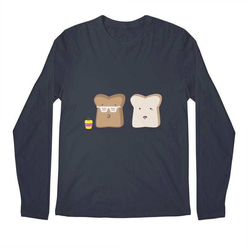 Toasty Cool Men's Longsleeve T-Shirt by little g dehttps://www.threadless.com/profile/arti