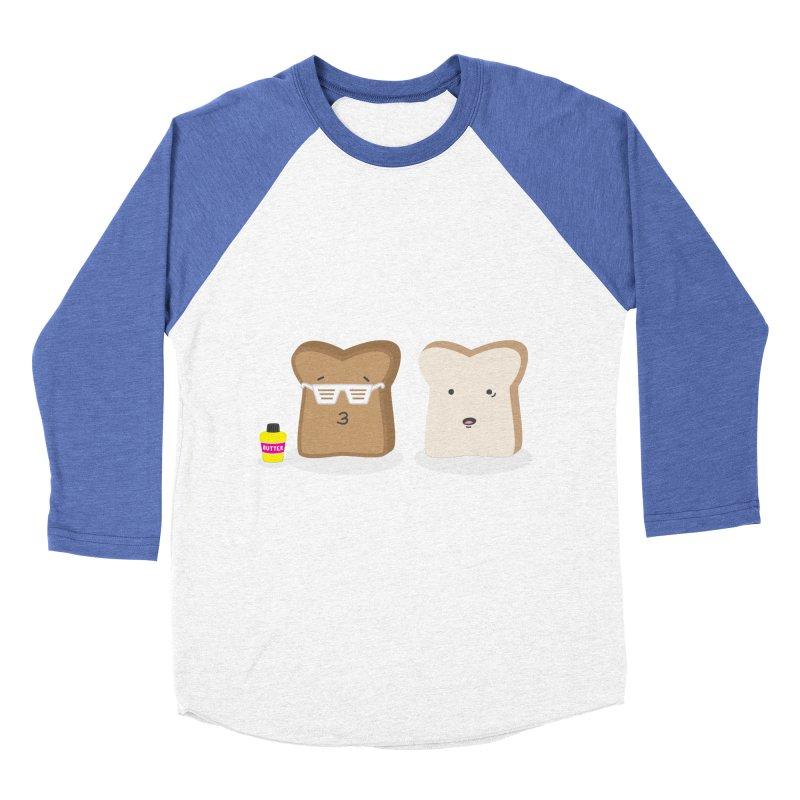 Toasty Cool Women's Baseball Triblend T-Shirt by little g dehttps://www.threadless.com/profile/arti