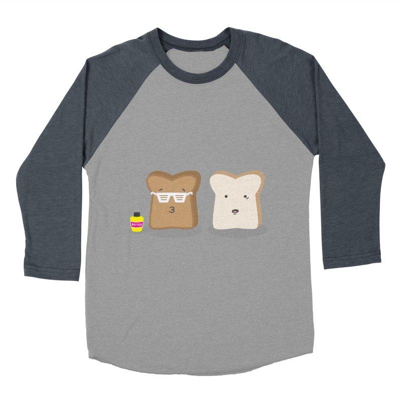 Toasty Cool Men's Baseball Triblend T-Shirt by little g dehttps://www.threadless.com/profile/arti