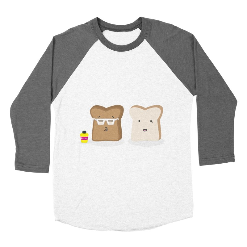 Toasty Cool Men's Baseball Triblend T-Shirt by little g dehttps://www.threadless.com/profile/arti