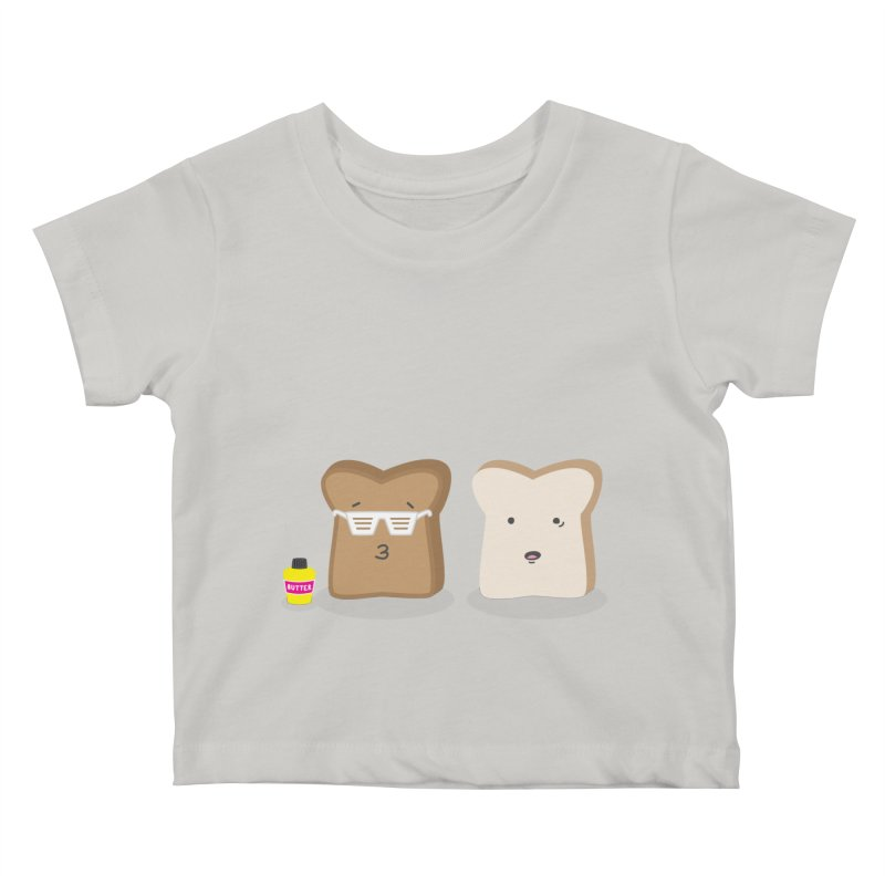 Toasty Cool Kids Baby T-Shirt by little g dehttps://www.threadless.com/profile/arti
