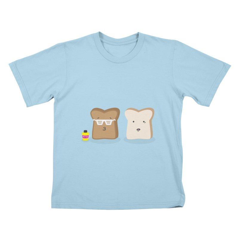 Toasty Cool Kids T-shirt by little g dehttps://www.threadless.com/profile/arti