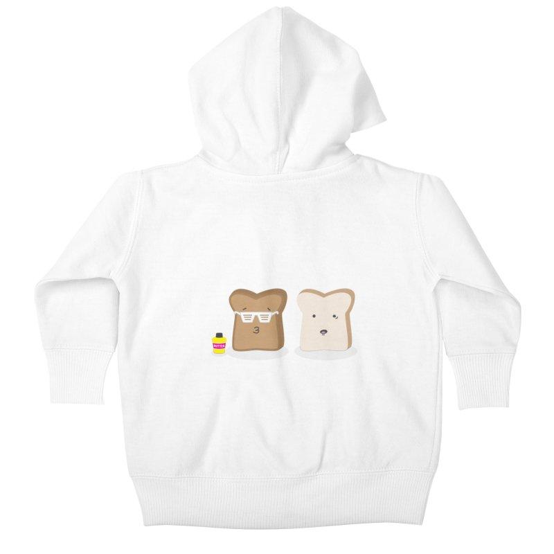 Toasty Cool Kids Baby Zip-Up Hoody by little g dehttps://www.threadless.com/profile/arti