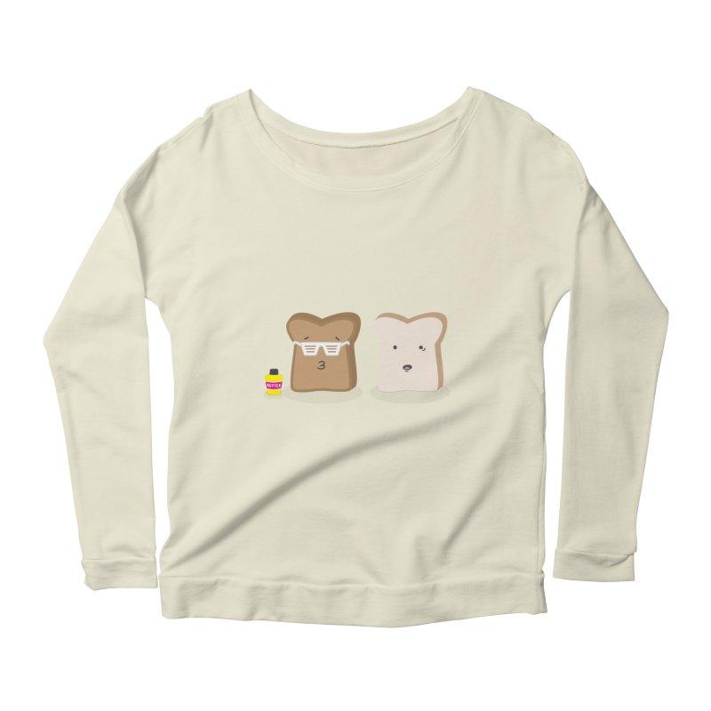 Toasty Cool Women's Longsleeve Scoopneck  by little g dehttps://www.threadless.com/profile/arti
