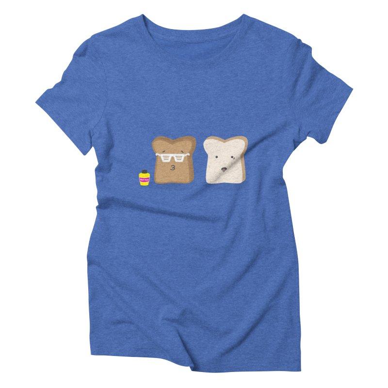 Toasty Cool Women's Triblend T-Shirt by little g dehttps://www.threadless.com/profile/arti