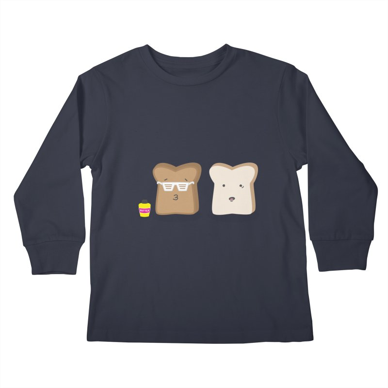 Toasty Cool Kids Longsleeve T-Shirt by little g dehttps://www.threadless.com/profile/arti