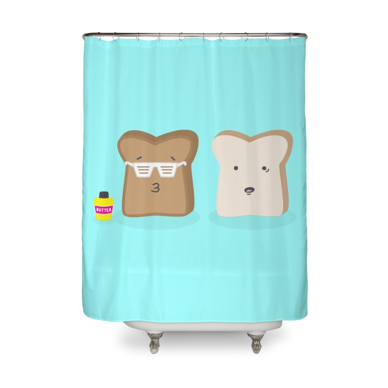 Toasty Cool Home Shower Curtain by little g dehttps://www.threadless.com/profile/arti