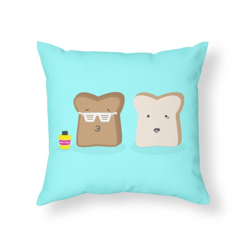 Toasty Cool Home Throw Pillow by little g dehttps://www.threadless.com/profile/arti