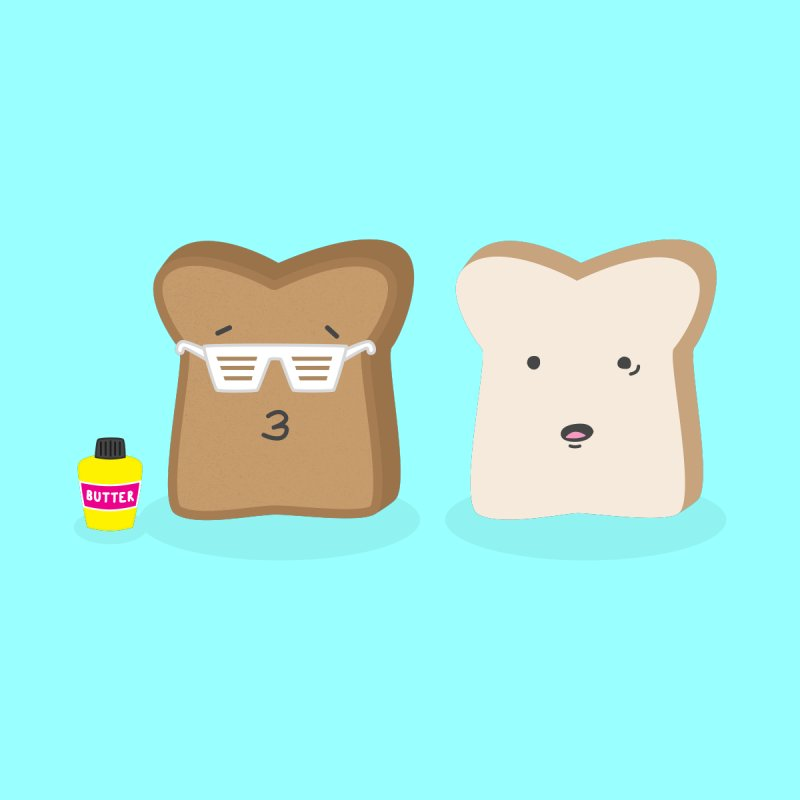 Toasty Cool Home Stretched Canvas by little g dehttps://www.threadless.com/profile/arti