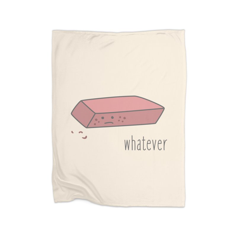 Eraser Home Blanket by little g dehttps://www.threadless.com/profile/arti