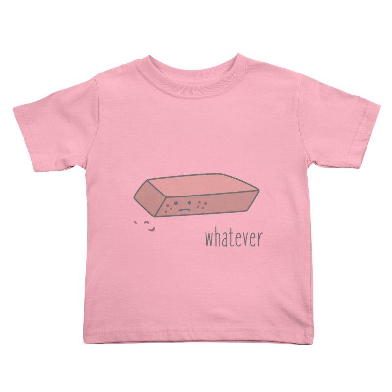 Eraser Kids Toddler T-Shirt by little g dehttps://www.threadless.com/profile/arti