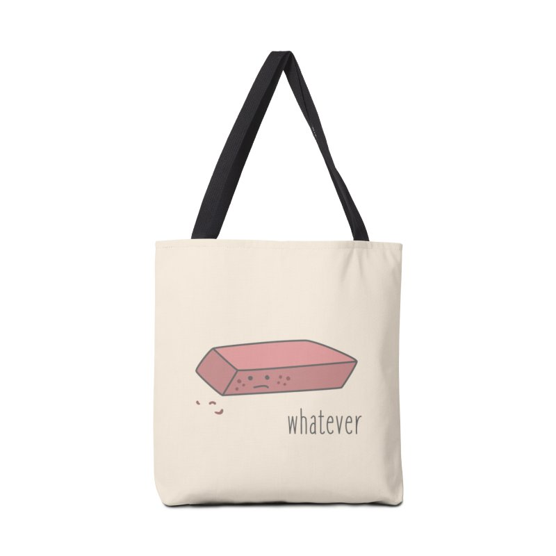 Eraser Accessories Bag by little g dehttps://www.threadless.com/profile/arti