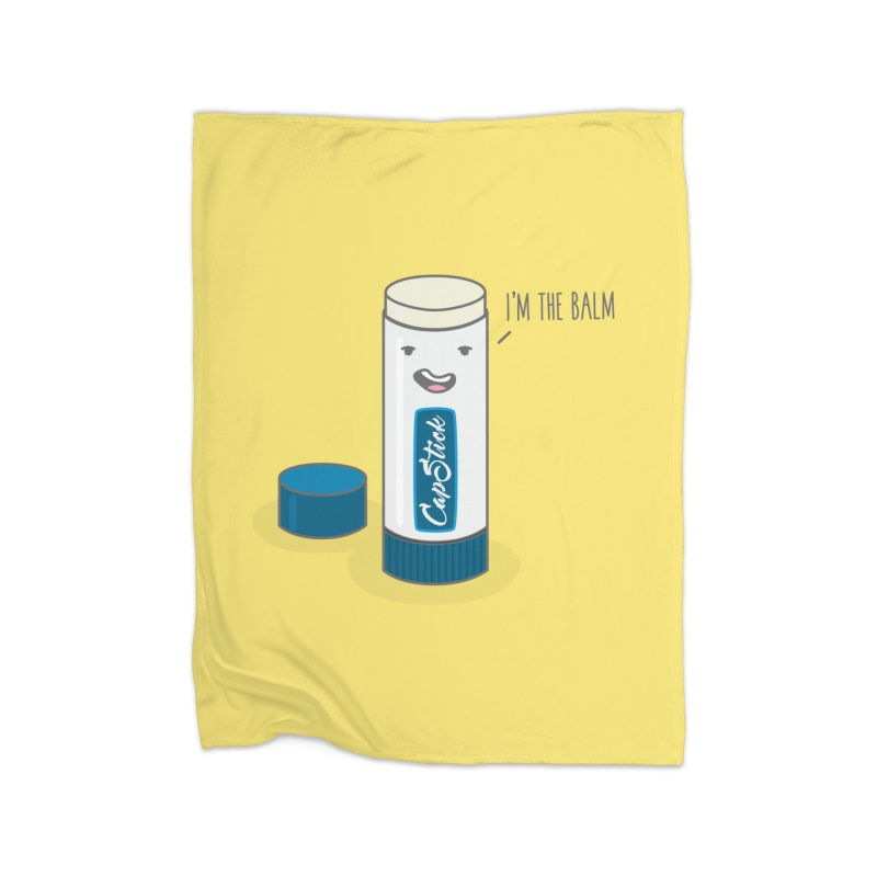 The Balm Home Blanket by little g dehttps://www.threadless.com/profile/arti