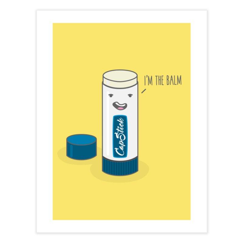 The Balm Home Fine Art Print by little g dehttps://www.threadless.com/profile/arti