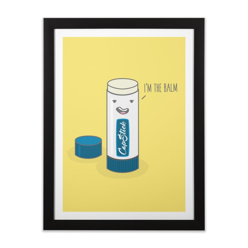 The Balm Home Framed Fine Art Print by little g dehttps://www.threadless.com/profile/arti