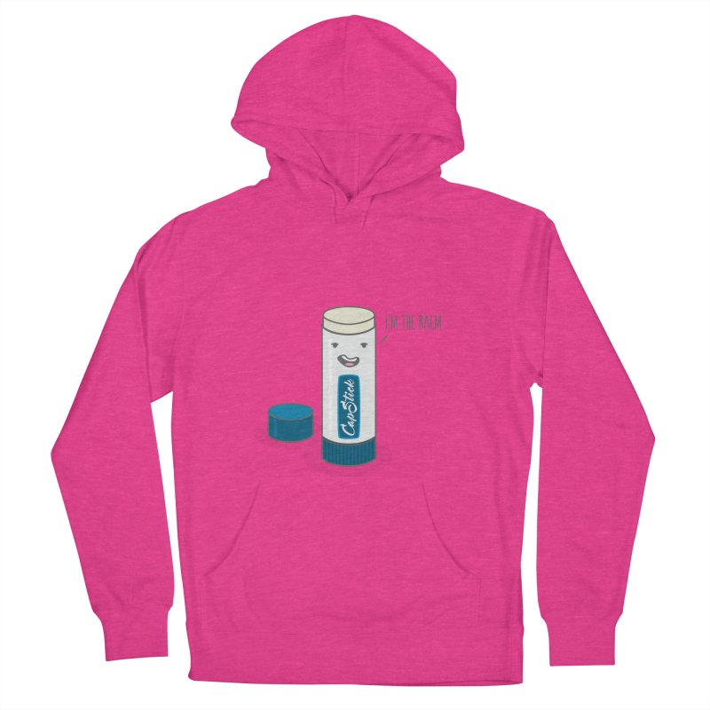 The Balm Women's Pullover Hoody by little g dehttps://www.threadless.com/profile/arti