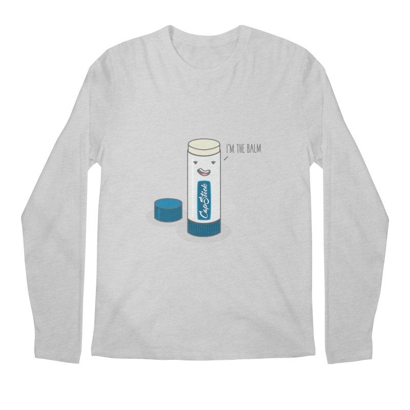 The Balm Men's Longsleeve T-Shirt by little g dehttps://www.threadless.com/profile/arti