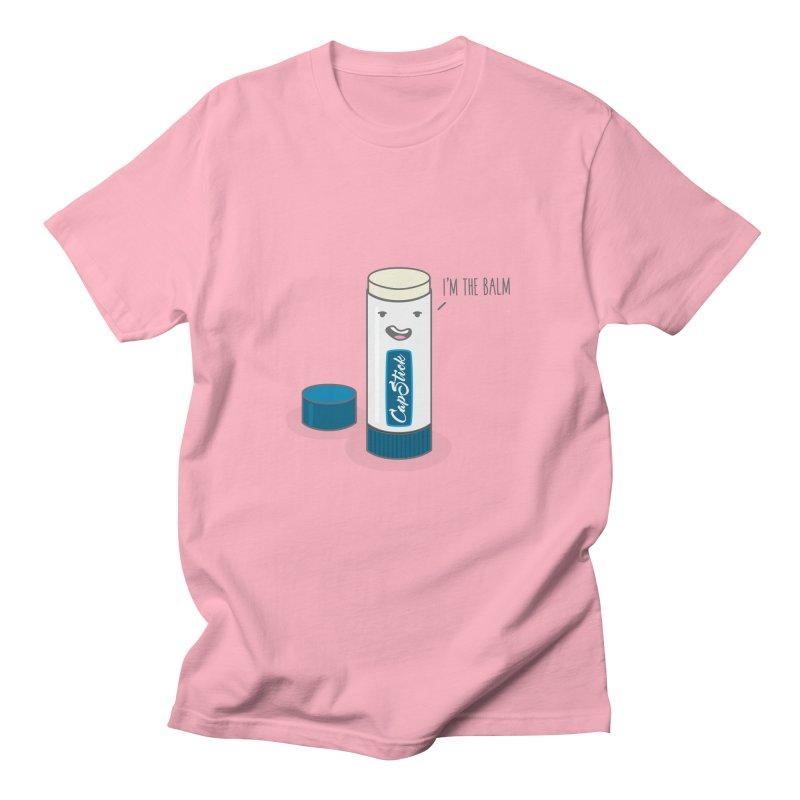The Balm Women's Unisex T-Shirt by little g dehttps://www.threadless.com/profile/arti