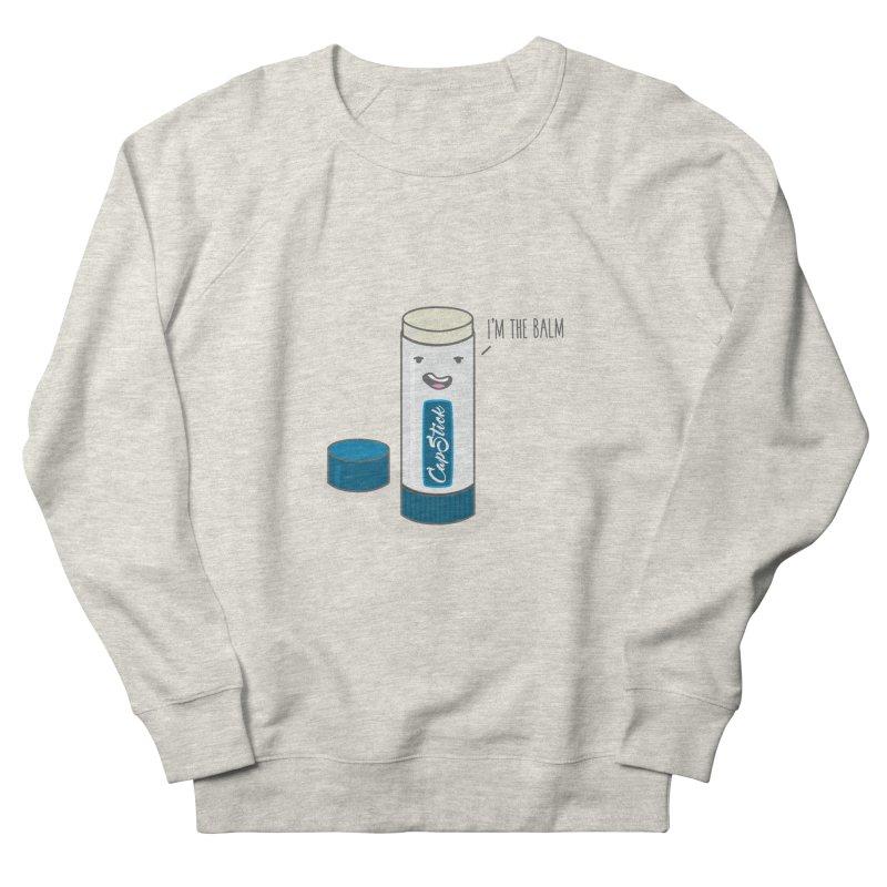 The Balm Women's Sweatshirt by little g dehttps://www.threadless.com/profile/arti