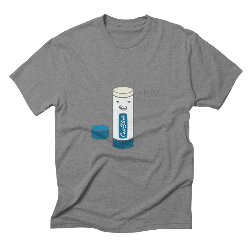 The Balm Men's Triblend T-Shirt by little g dehttps://www.threadless.com/profile/arti