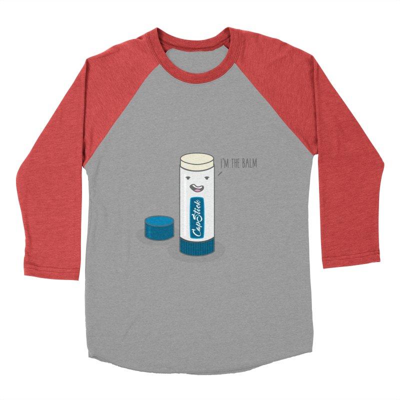 The Balm Women's Baseball Triblend T-Shirt by little g dehttps://www.threadless.com/profile/arti