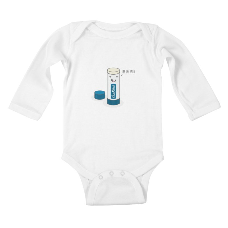 The Balm Kids Baby Longsleeve Bodysuit by little g dehttps://www.threadless.com/profile/arti