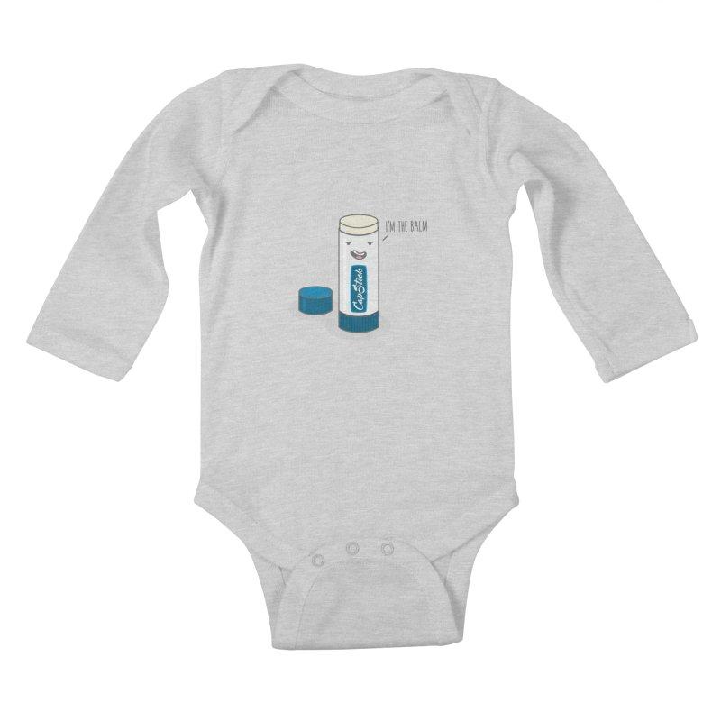 The Balm Kids Baby Longsleeve Bodysuit by little g dehttps://www.threadless.com/profile/arti