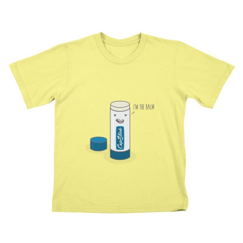 The Balm Kids T-shirt by little g dehttps://www.threadless.com/profile/arti
