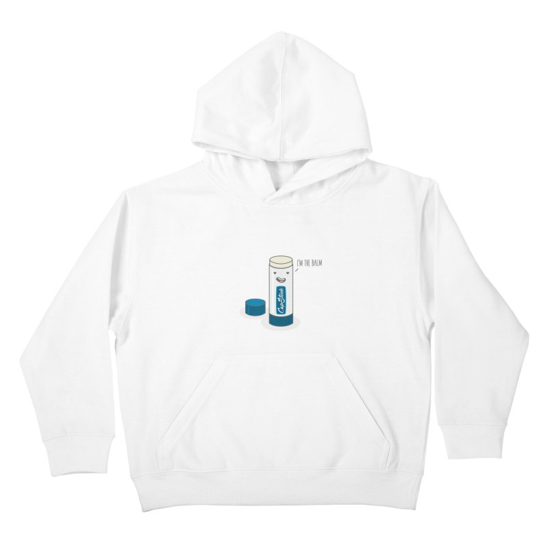 The Balm Kids Pullover Hoody by little g dehttps://www.threadless.com/profile/arti