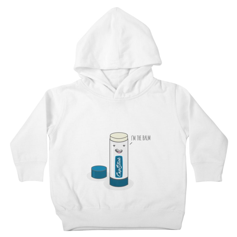 The Balm Kids Toddler Pullover Hoody by little g dehttps://www.threadless.com/profile/arti