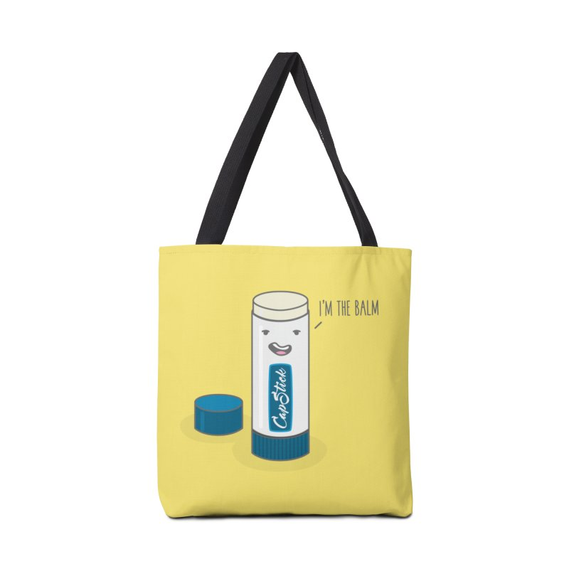 The Balm Accessories Bag by little g dehttps://www.threadless.com/profile/arti