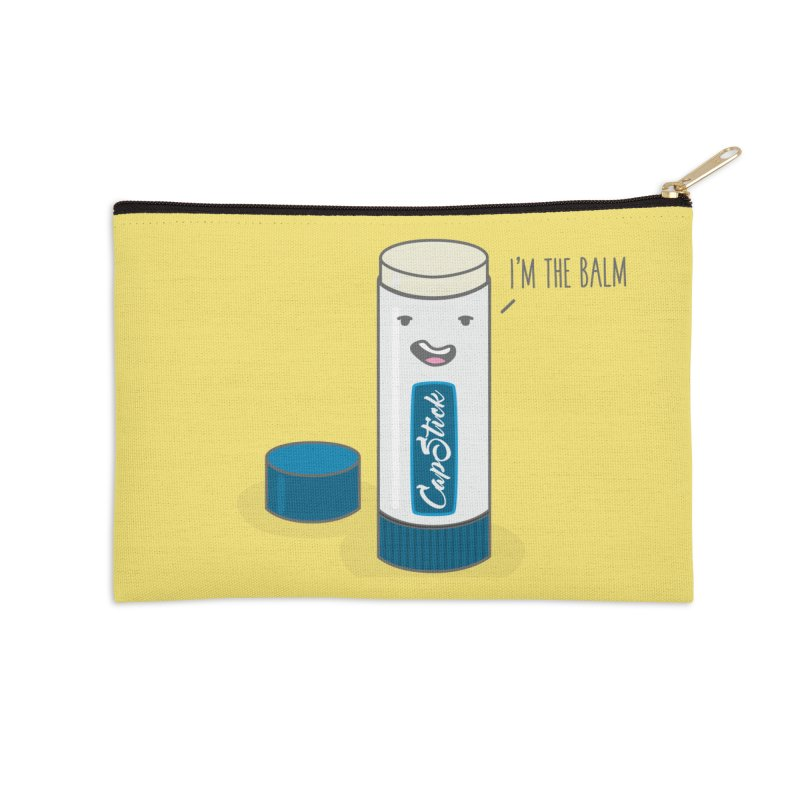 The Balm Accessories Zip Pouch by little g dehttps://www.threadless.com/profile/arti