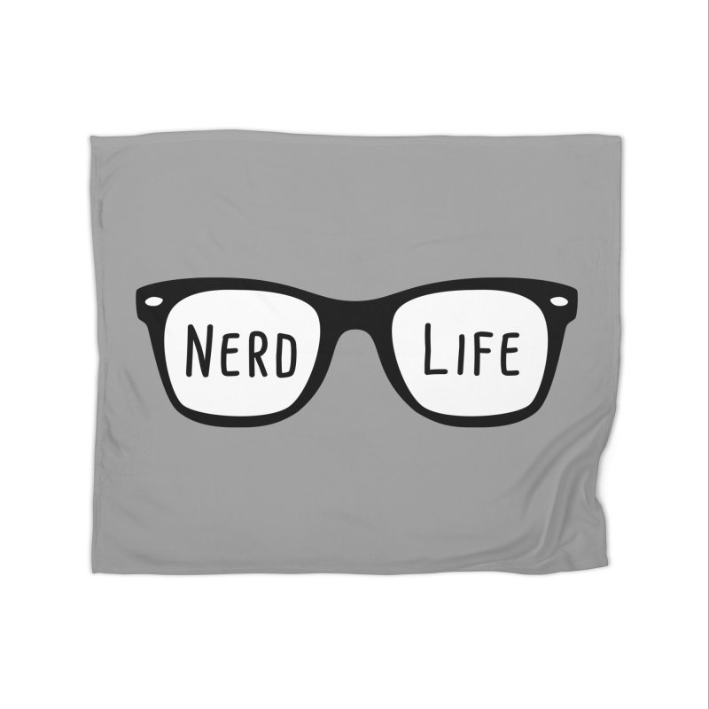 Nerd Life 4Ever Home Blanket by little g dehttps://www.threadless.com/profile/arti