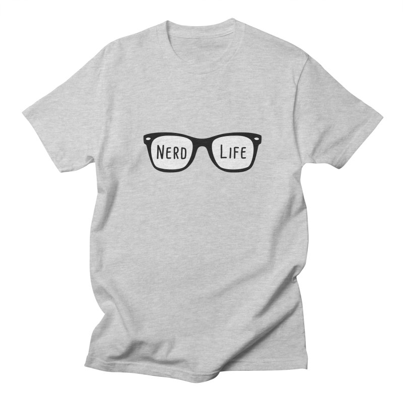 Nerd Life 4Ever Women's Unisex T-Shirt by little g dehttps://www.threadless.com/profile/arti