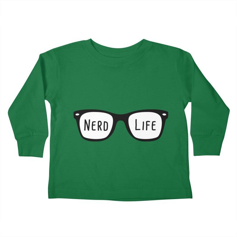 Nerd Life 4Ever   by little g dehttps://www.threadless.com/profile/arti