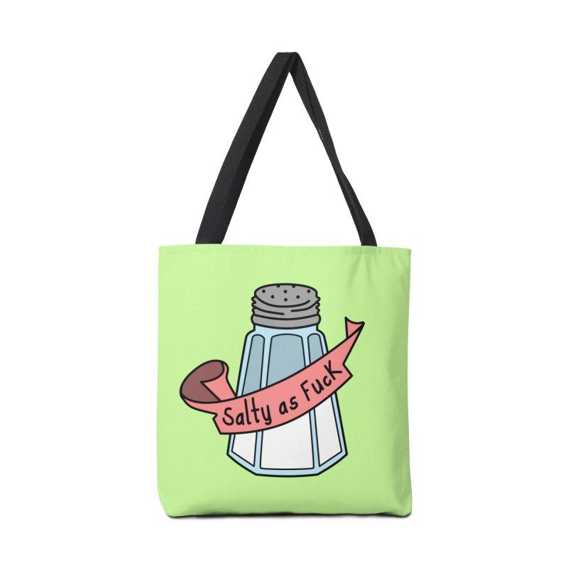 Salty as Fuck Accessories Bag by little g dehttps://www.threadless.com/profile/arti