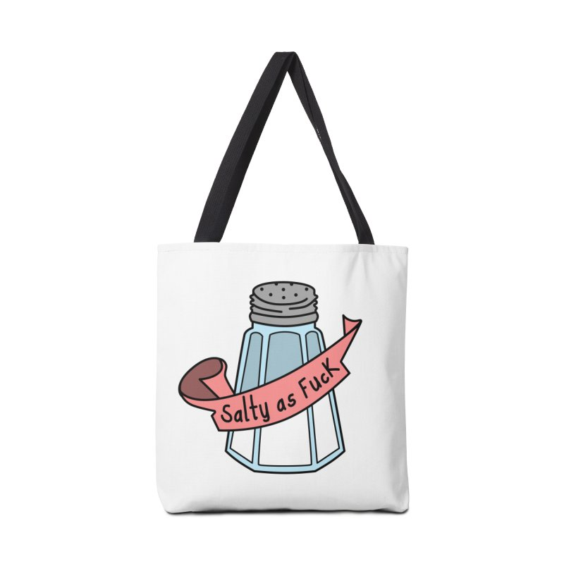 Salty as Fuck Accessories Bag by little g dehttps://www.threadless.com/profile/arti