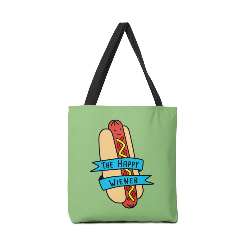 The Happy Wiener Accessories Bag by little g dehttps://www.threadless.com/profile/arti
