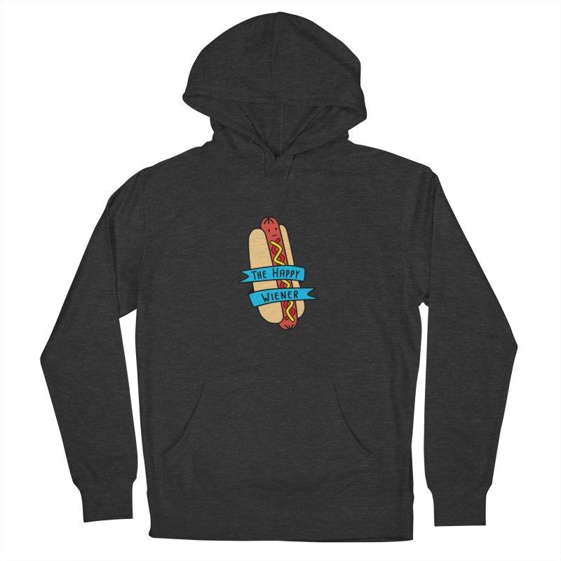 The Happy Wiener Men's Pullover Hoody by little g dehttps://www.threadless.com/profile/arti