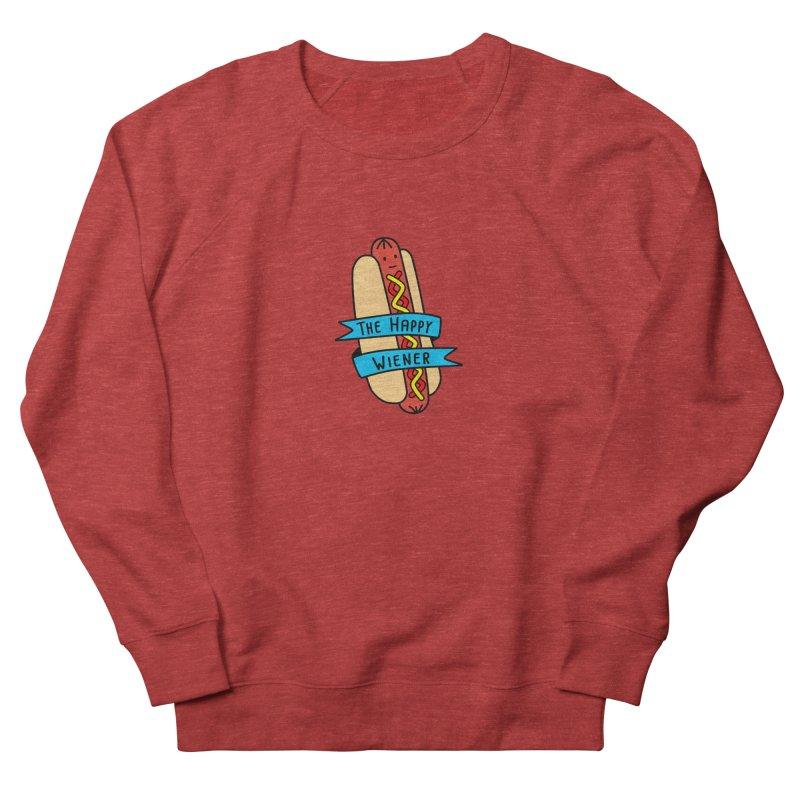 The Happy Wiener Men's Sweatshirt by little g dehttps://www.threadless.com/profile/arti