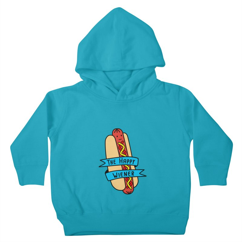 The Happy Wiener Kids Toddler Pullover Hoody by little g dehttps://www.threadless.com/profile/arti