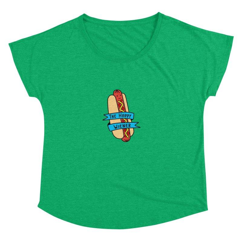 The Happy Wiener Women's Dolman by little g dehttps://www.threadless.com/profile/arti