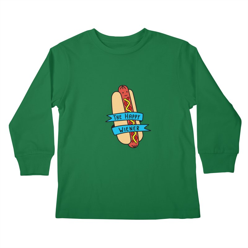 The Happy Wiener   by little g dehttps://www.threadless.com/profile/arti