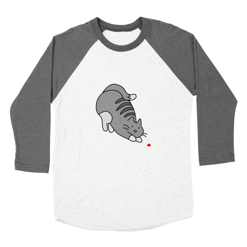 The Red Dot Women's Baseball Triblend T-Shirt by little g dehttps://www.threadless.com/profile/arti