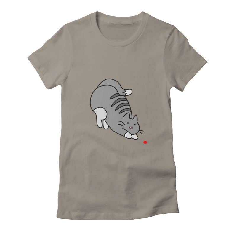 The Red Dot Women's Fitted T-Shirt by little g dehttps://www.threadless.com/profile/arti